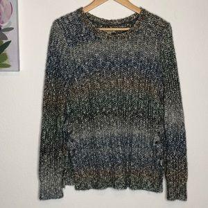 Lucky Brand | Ombré Sweater S
